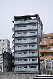 アパートメンツ千駄木[504号室]の外観