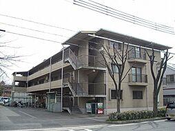 メゾンカーサー2号館[1階]の外観