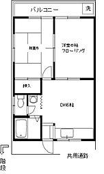 みずこマンション[205号室号室]の外観