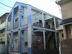 神奈川県座間市入谷4丁目の賃貸アパートの外観