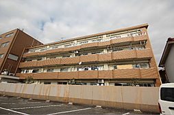 愛知県名古屋市港区小賀須4丁目の賃貸マンションの外観