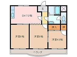 津新町駅 6.0万円