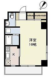 埼玉県さいたま市南区南本町1丁目の賃貸アパートの間取り