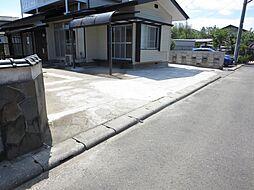 駐車スペースは...