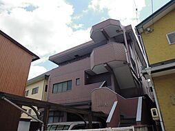 愛知県名古屋市瑞穂区北原町2丁目の賃貸マンションの外観