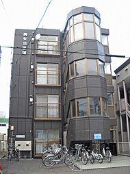 北海道札幌市東区北十一条東3丁目の賃貸マンションの外観