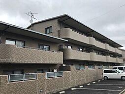 グローリィ平子西[2階]の外観