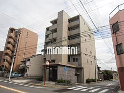 愛知県名古屋市昭和区菊園町5丁目の賃貸マンションの外観