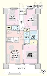 ロワールガーデン町田5階 町田駅歩4分
