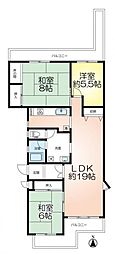 名谷竜が台東住宅13号棟
