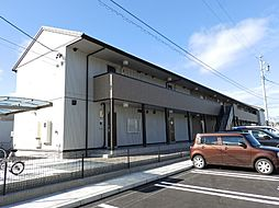 三重県四日市市金場町の賃貸アパートの外観