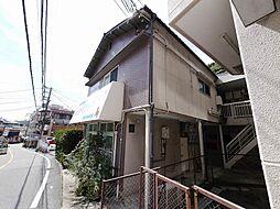 兵庫県神戸市北区鈴蘭台北町4丁目の賃貸アパートの外観