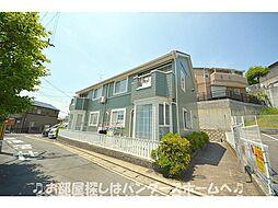 大阪府枚方市翠香園町の賃貸アパートの外観