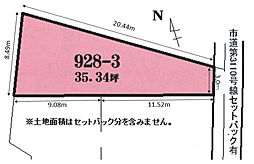 35.34坪