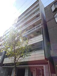 ヒーリングタワー七条大宮[801号室号室]の外観