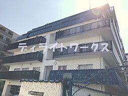 秀和大山レジデンス[5階]の外観