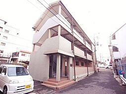 観音寺ハイツ[1階]の外観