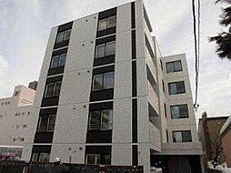 北海道札幌市北区北二十一条西5丁目の賃貸マンションの外観