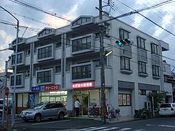愛知県名古屋市中村区長筬町3丁目の賃貸マンションの外観