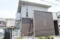 神奈川県藤沢市藤沢2丁目の賃貸アパートの外観