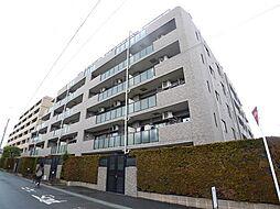 ライオンズマンション松戸胡録台[1階]の外観