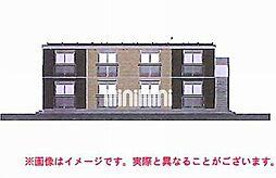 新築 プランドールC 仮称です[2階]の外観