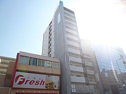 ポルト・ボヌール四天王寺夕陽ヶ丘ミラージュ[4階]の外観