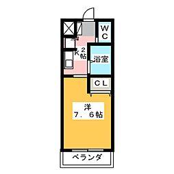 Y・K Field[3階]の間取り