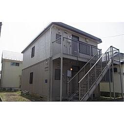 神奈川県横浜市戸塚区深谷町の賃貸アパートの外観