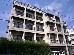 ブランコート仙川[3階]の外観