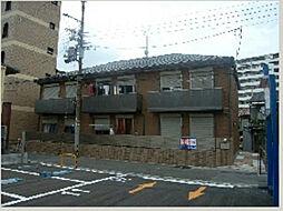 大阪府大阪市生野区舎利寺2丁目の賃貸アパートの外観
