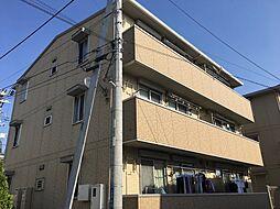 神奈川県横浜市神奈川区片倉5丁目の賃貸アパートの外観