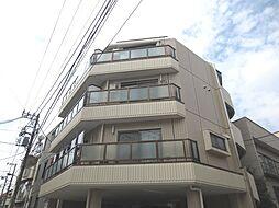 ハタノハイム[4階]の外観