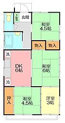 本鵠沼駅 9.5万円