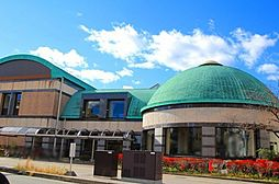 図書館犬山市立図書館まで1479m