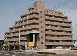 栃木県宇都宮市平松本町の賃貸マンションの外観