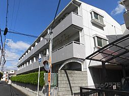 フォレストコート1番館[2階]の外観