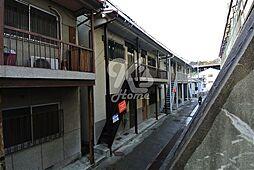 兵庫県神戸市須磨区妙法寺の賃貸アパートの外観