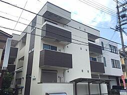 フジパレス駒川中野II番館[203号室号室]の外観