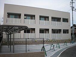 ポート泉佐野A棟[2階]の外観