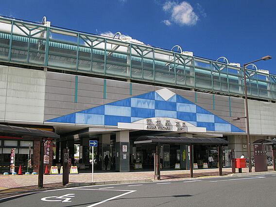 蒲生駅(140...