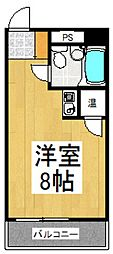 ブリリアン・メゾン・オノ[2階]の間取り
