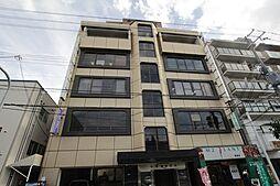 兵庫県西宮市城ケ堀町の賃貸マンションの外観