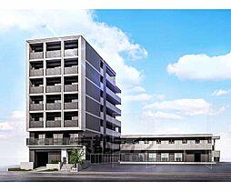京都市営烏丸線 十条駅 徒歩6分の賃貸マンション