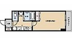 京都烏丸保粋ビル[803号室号室]の間取り