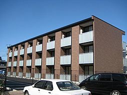 埼玉県富士見市関沢3丁目の賃貸マンションの外観
