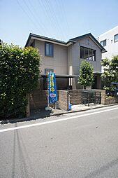 GS・新川崎[1階]の外観