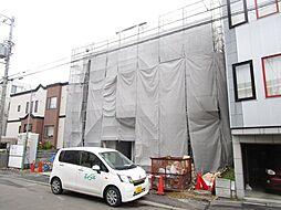 北海道札幌市東区北三十九条東17丁目の賃貸マンションの外観