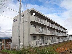 長野県伊那市上の原の賃貸マンションの外観