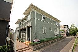 愛知県名古屋市中川区かの里2丁目の賃貸アパートの外観